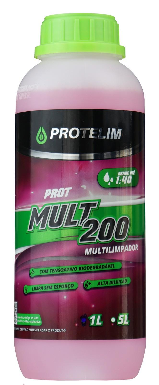 Multiuso Concentrado Prot Mult 200 1L Protelim