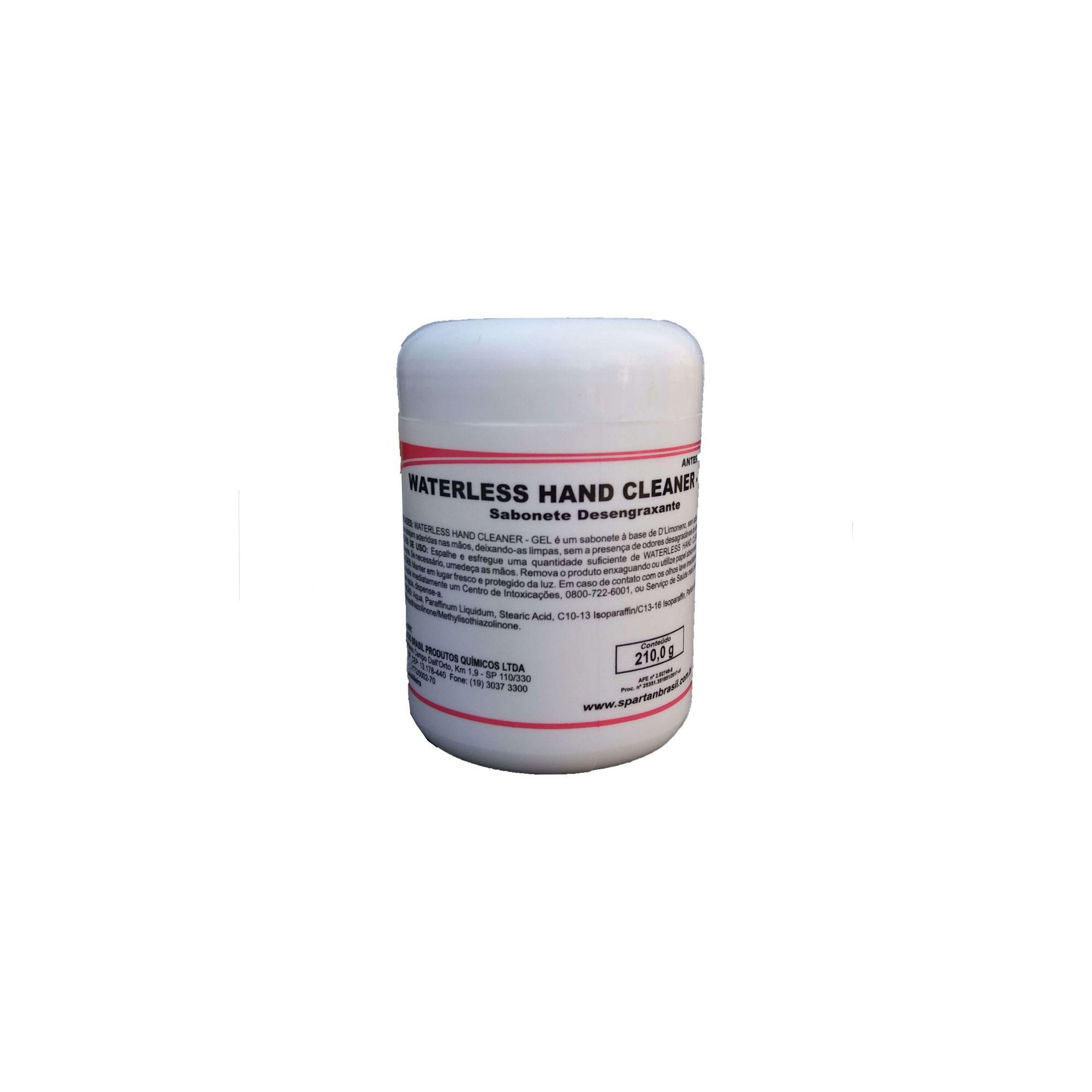 Sabonete Limpeza E Hidratacao De Couro Spartan 210 Gramas