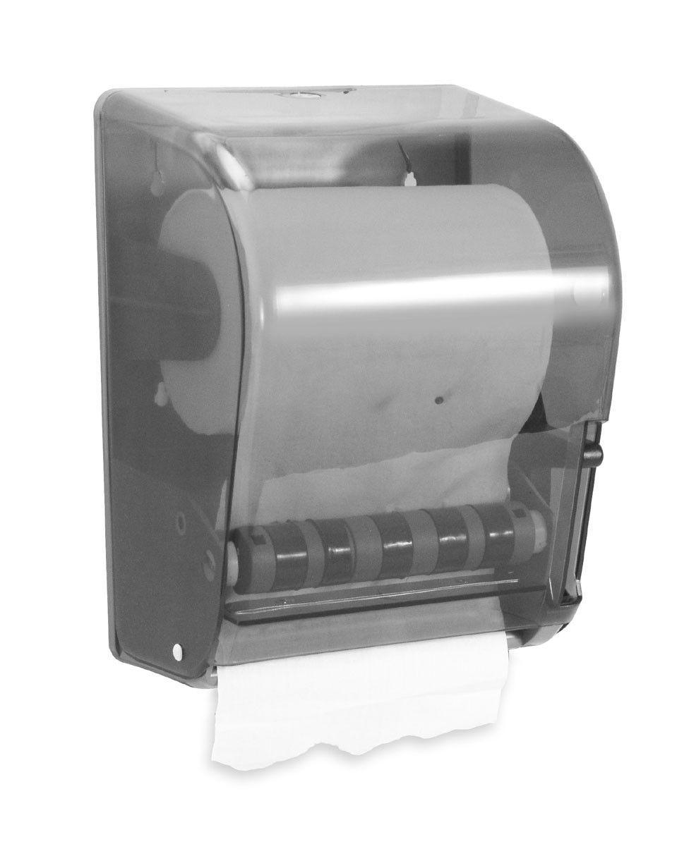 Toalheiro de Alavanca para Papel Bobina 20 cm x 100/200m