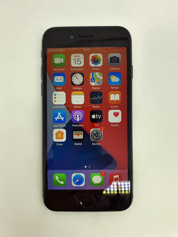 Apple Iphone 8 64GB - Cinza Espacial - Câmera Frontal Ruim