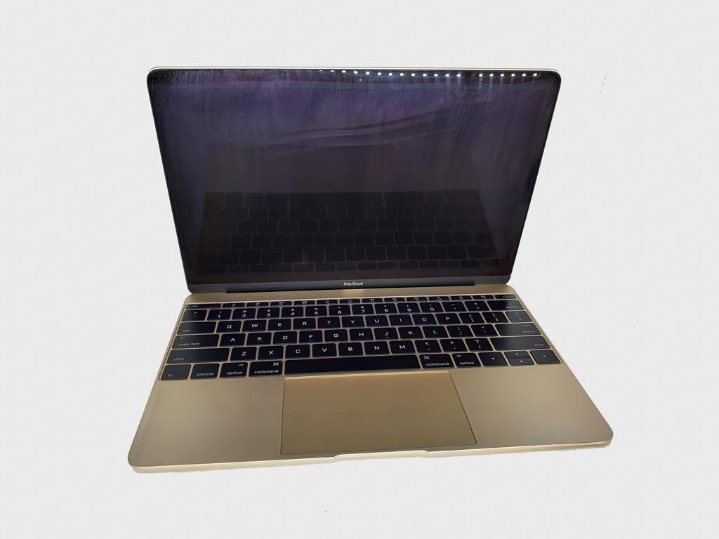 Apple MacBook A1534 com Processador Intel Core M5 - RAM 8GB - HD 256GB SSD - TELA 12