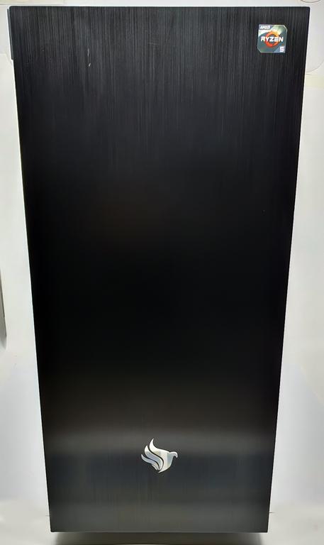 Computador Gamer com Processador AMD Ryzen 5 - RAM 16GB - HD 240GB SSD + 1TB - Placa de Vídeo Radeon RX 570 de 4GB - Fonte 500W - Placa Mãe Asus Prime A320M-K - Gabinete Pichau Dragon