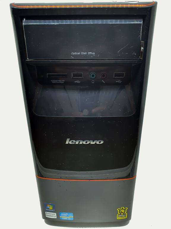 Computador LENOVO com Processador Intel Core i3 Segunda Geração - RAM 4GB - HD 1TB