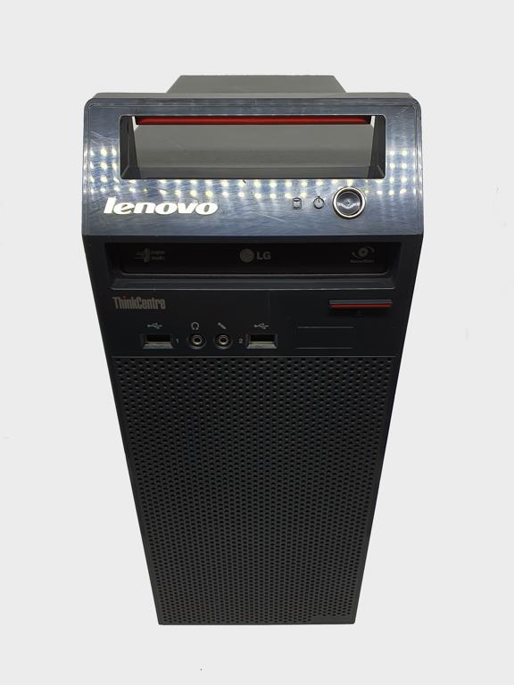 Computador LENOVO i7 Quarta Geração - LENOVO THINKCENTRE E73 com Processador Intel Core i7 Quarta Geração - RAM 4GB - HD 500GB