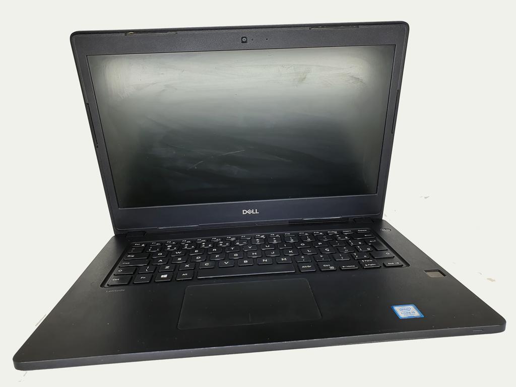 Notebook DELL i5 Sétima Geração - DELL LATITUDE 3480 com Processador Intel Core i5 Sétima Geração - RAM 8GB - HD 500GB - TELA 14