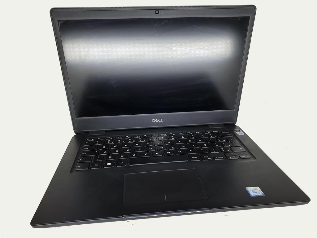 Notebook DELL i7 Oitava Geração - DELL LATITUDE 3400 com Processador Intel Core i7 Oitava Geração - RAM 16GB - HD 256GB SSD - TELA 14