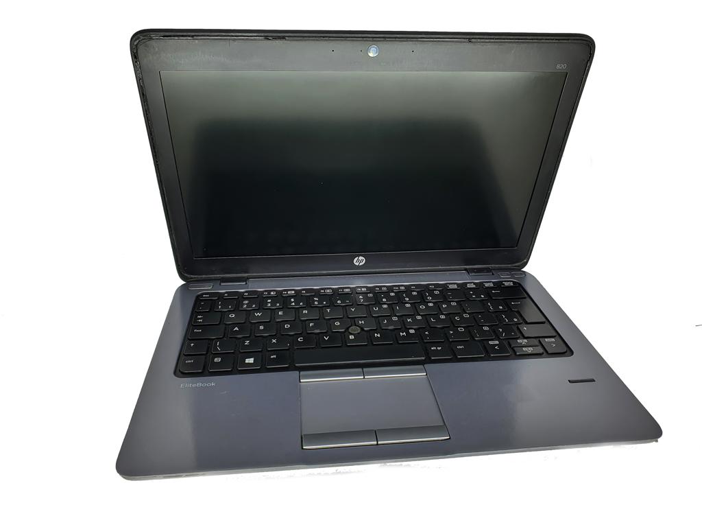 Notebook HP i5 Quarta Geração - HP ELITEBOOK 820 com Processador Intel Core i5 Quarta Geração - RAM 4GB - HD 320GB - TELA 13