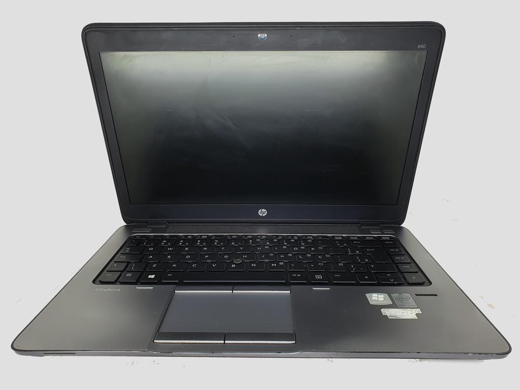 Notebook HP i5 Quarta Geração - HP ELITEBOOK 840 G1 com Processador Intel Core i5 Quarta Geração - RAM 4GB - HD 180GB SSD - TELA 14