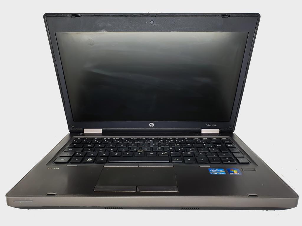Notebook HP i5 Segunda Geração - HP PROBOOK 6460B com Processador Intel Core i5 Segunda Geração - RAM 4GB - HD 500GB - TELA 14