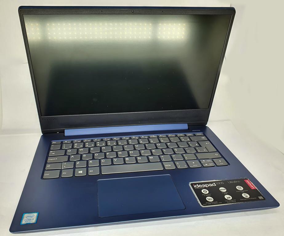 Notebook LENOVO i7 Sétima Geração - LENOVO IDEAPAD 330S com Processador Intel Core i7 Sétima Geração - RAM 12GB - HD 1TB - TELA 14