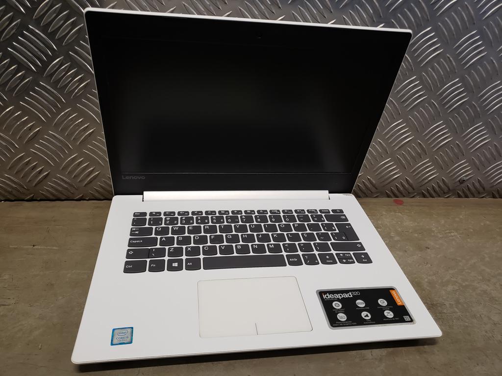 Notebook LENOVO IDEAPAD 320 com Processador Intel Core i5 Sétima Geração - RAM 4GB - HD 500GB - TELA 14