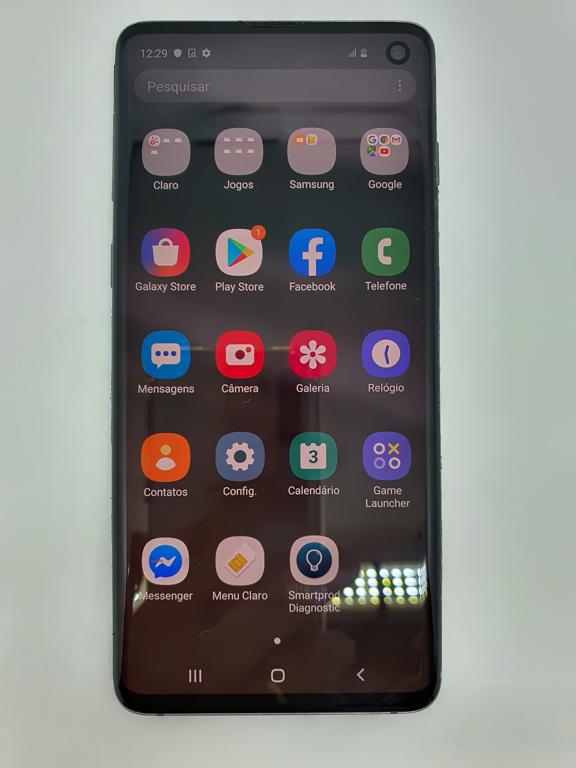 Samsung Galaxy S10 128gb - Preto