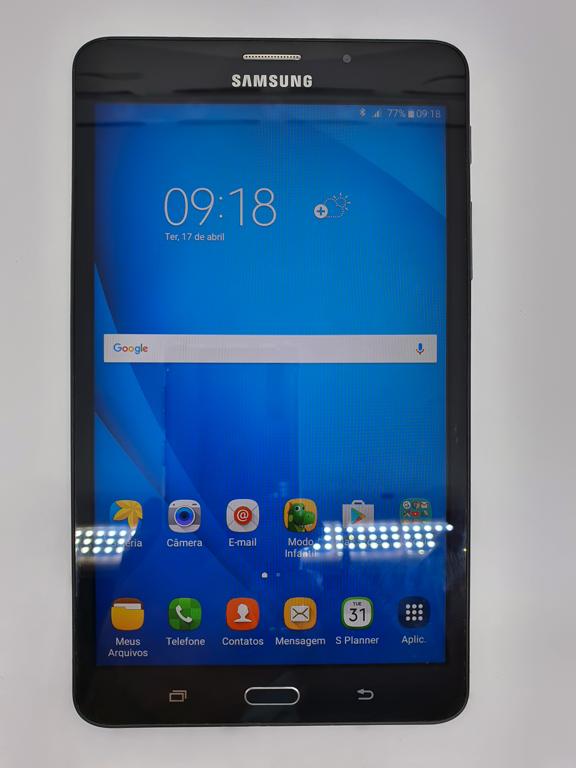 Samsung Galaxy TAB A 6 8gb wifi+4g - Preto - SM-T285M