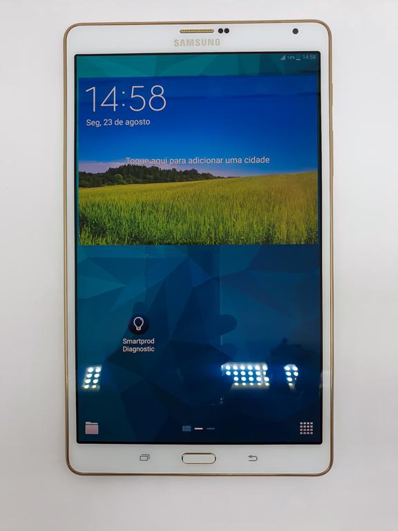 Samsung Galaxy Tab S 16gb - Branco - SM-T705M