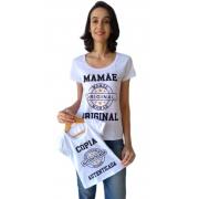 Camiseta Adulto e Infantil Feminina Tal Mãe Tal Filha
