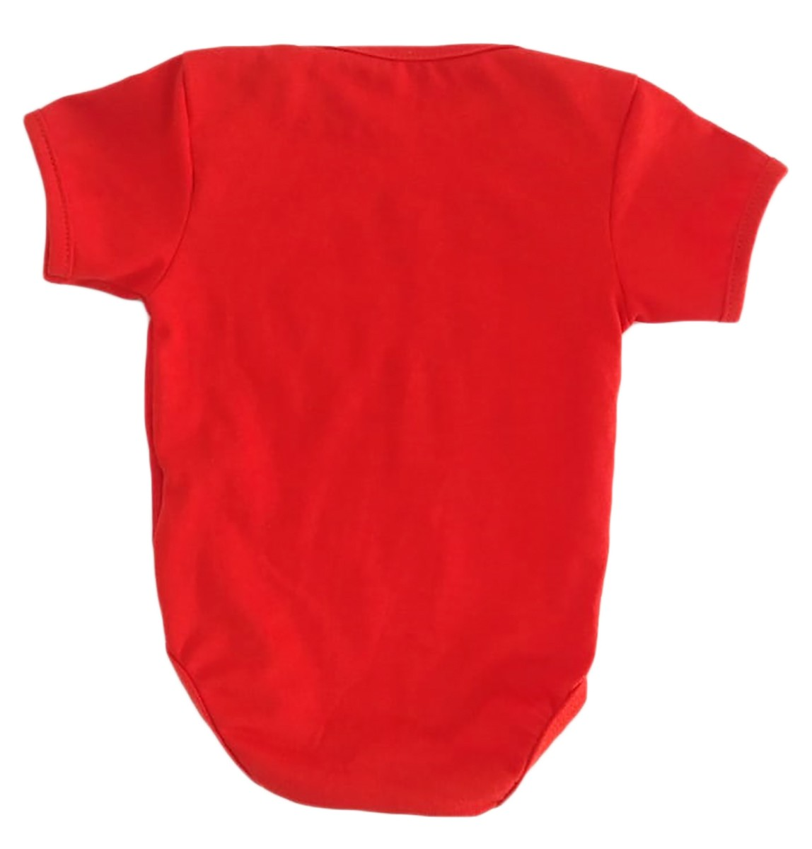 Body de bebê manga curta meu primeiro natal