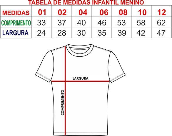 T-shirt camiseta adulta feminina e infantil masculina guitarras