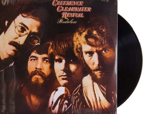 Lp Creedence Clearwater Revival Pendulum