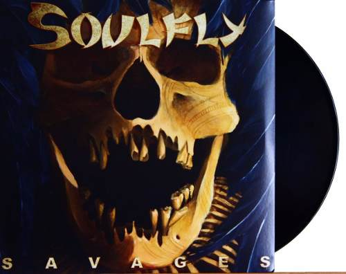 Lp Vinil Soulfly Savage