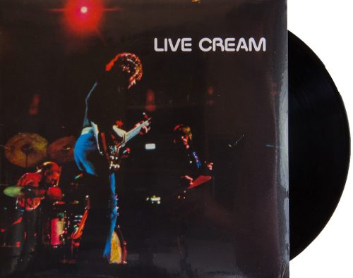 Lp Vinil Cream Live Cream