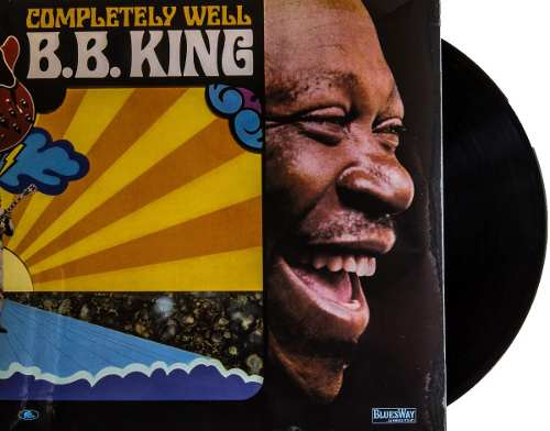 Lp Vinil BB King Completely Well