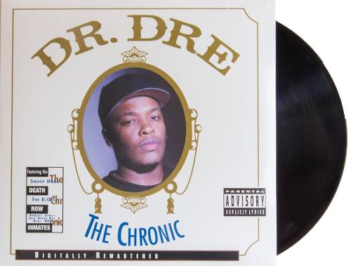 Lp Vinil Dr. Dre The Chronic