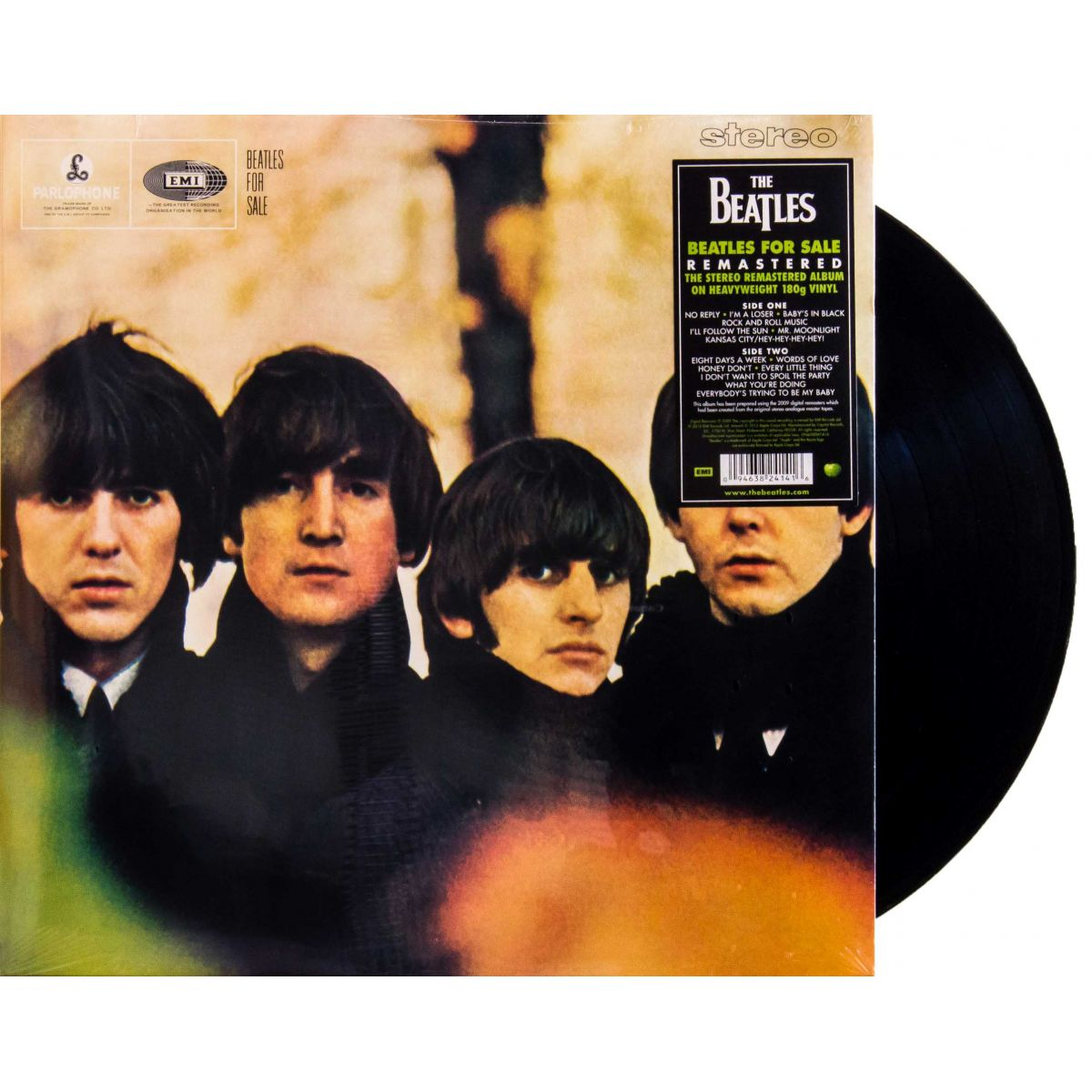 Lp Vinil The Beatles For Sale Estéreo