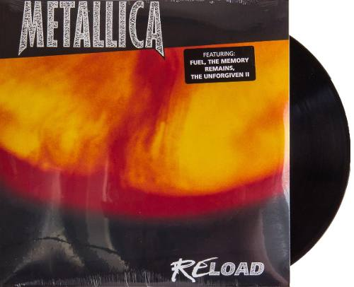 Lp Vinil Metallica Reload