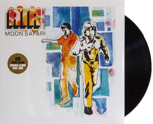 Lp Vinil Air Moon Safari