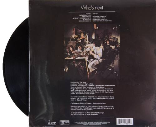 Lp Vinil The Who Whos Next