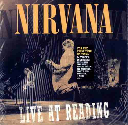 Lp Vinil Nirvana Live At Reading