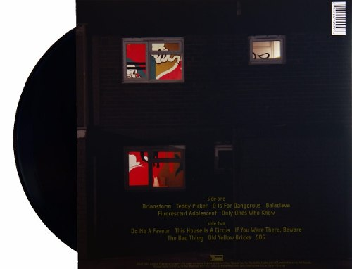 Lp Vinil Arctic Monkeys Favourite Worst Nightmare