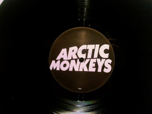 Lp Vinil Arctic Monkeys Suck It And See