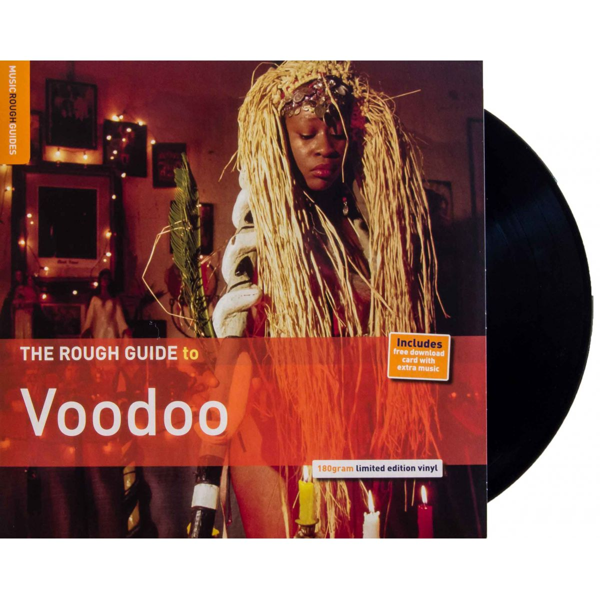 Lp Vinil Rough Guide To Voodoo