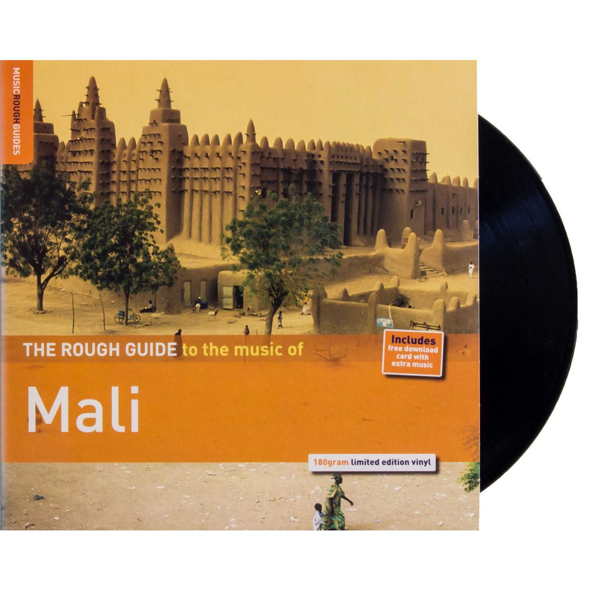 Lp Vinil Rough Guide To The Music Of Mali
