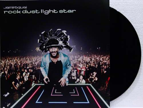 Lp Vinil Jamiroquai Rock Dust Light Star