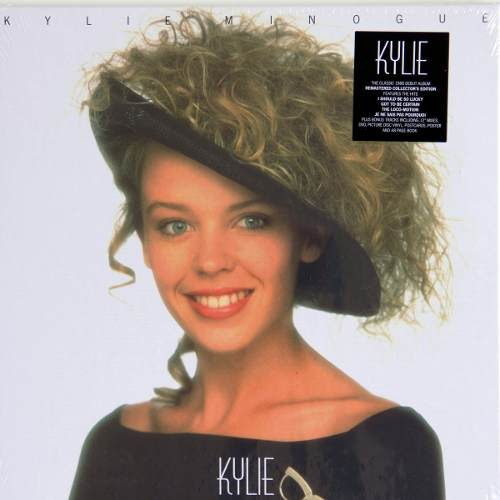 Lp Box Set Kylie Minogue Kylie