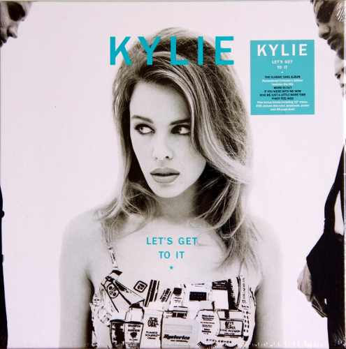 Lp Vinil Box Set Kylie Minogue Lets Get To It
