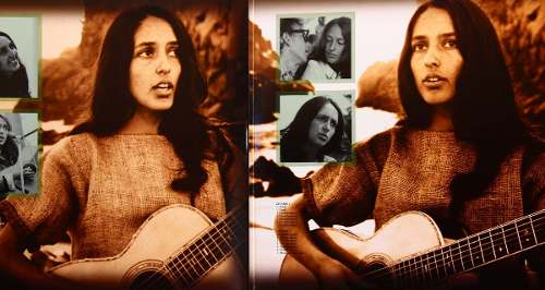 Lp Vinil Introducing Joan Baez