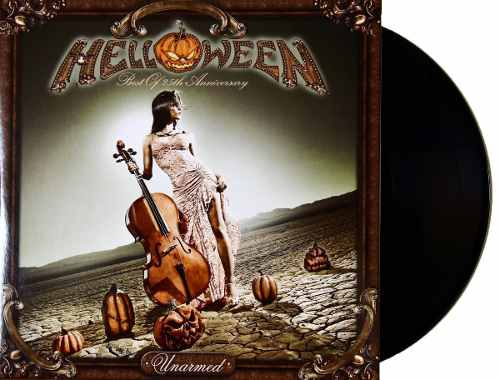 Lp Vinil Helloween Unarmed 25th Anniversary