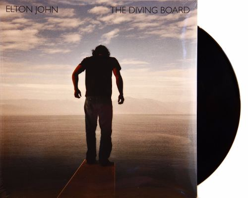 Lp Vinil Elton John The Diving Board