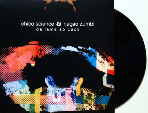 Lp Chico Science & Nação Zumbi Da Lama Ao Caos