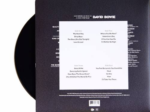 Lp Vinil David Bowie The Next Day