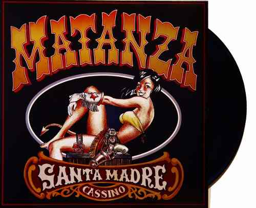 Lp Vinil Matanza Santa Madre Cassino