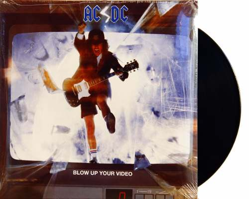 Lp Vinil ACDC Blow Up Your Video