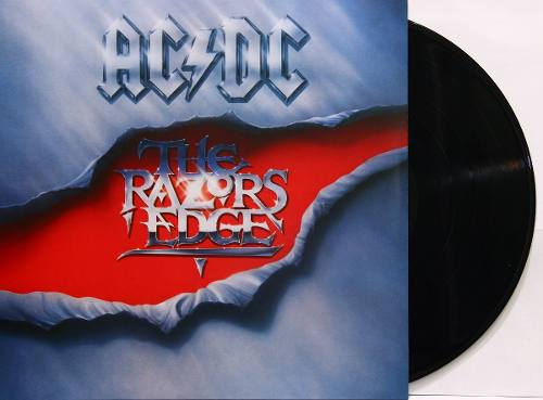 Lp ACDC The Razors Edge