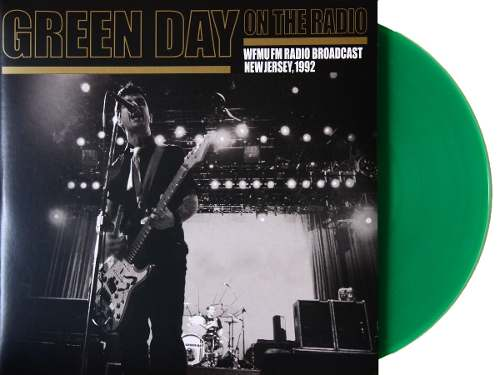 Lp Vinil Green Day On The Radio