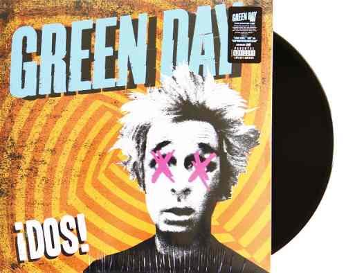 Lp Vinil Green Day Dos!