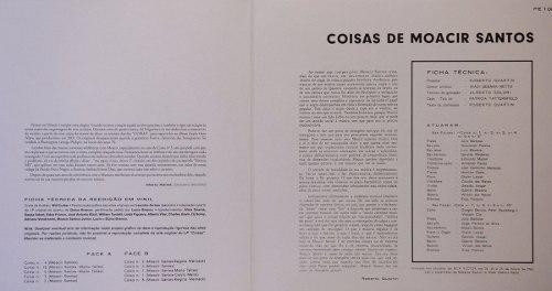Lp Vinil Moacir Santos Coisas