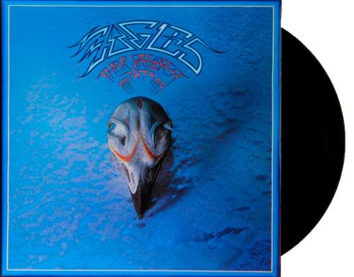 Lp Eagles Their Greatest Hits 1971-1975